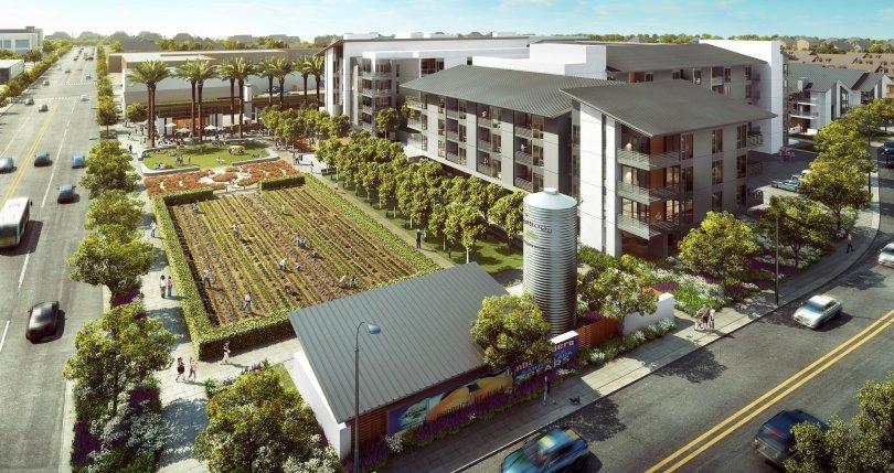Santa Clara Agrihood